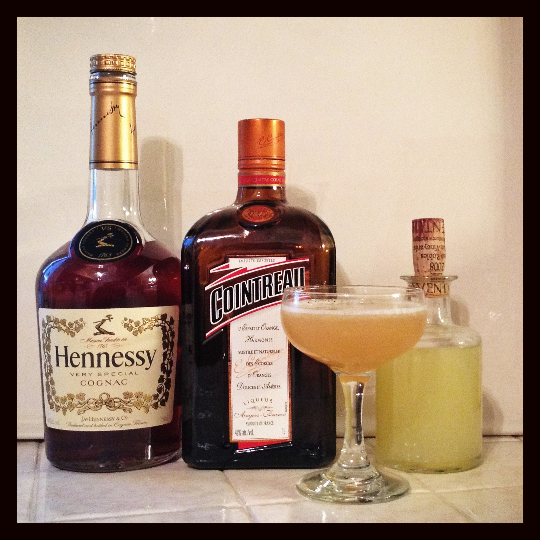 The Sidecar Cocktail | The Cocktail Explorer