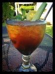 The Cocktail Explorer's Pimm's variation